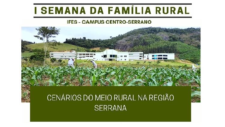 I Semana da Família Rural
